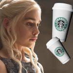 И так сойдет: кофе Starbucks для матери драконов и другие эпичные киноляпы