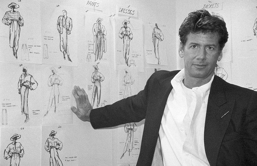 Кельвин Кляйн дизайнер уроки стиля