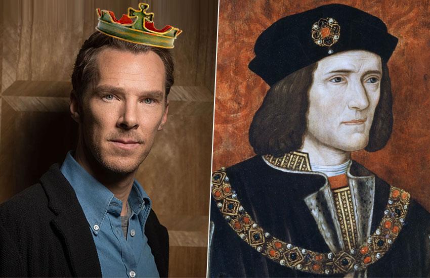 Бенедикт Камбербэтч – Ричард III
