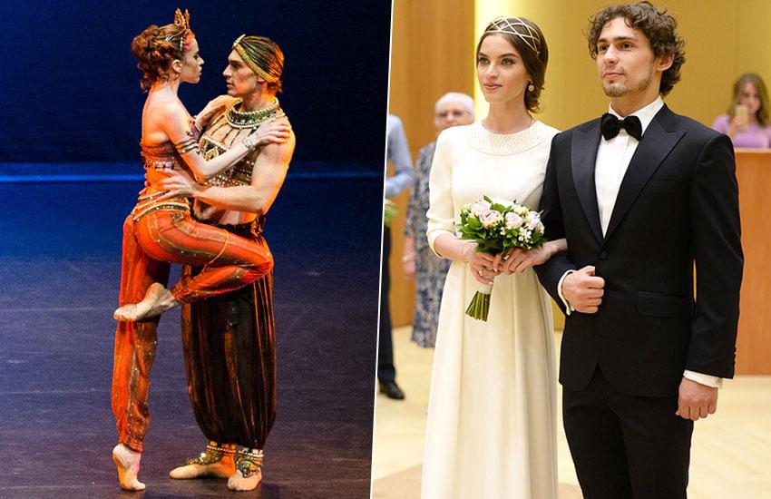Мария Виноградова и Иван Васильев артисты балета
