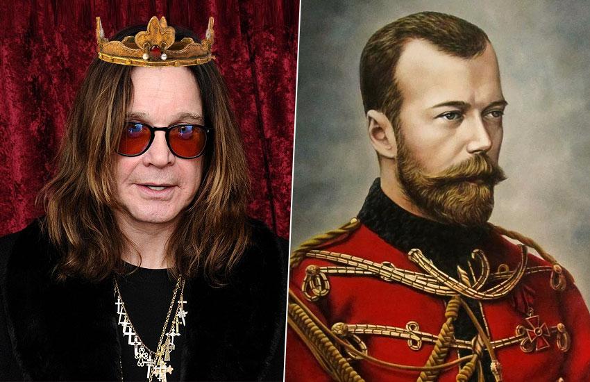 Оззи Осборн – Николай II