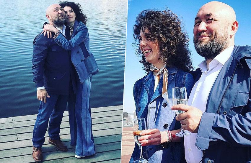 Как выйти замуж за продюсера Наталья Фишман и Тимур Бекмамбетов