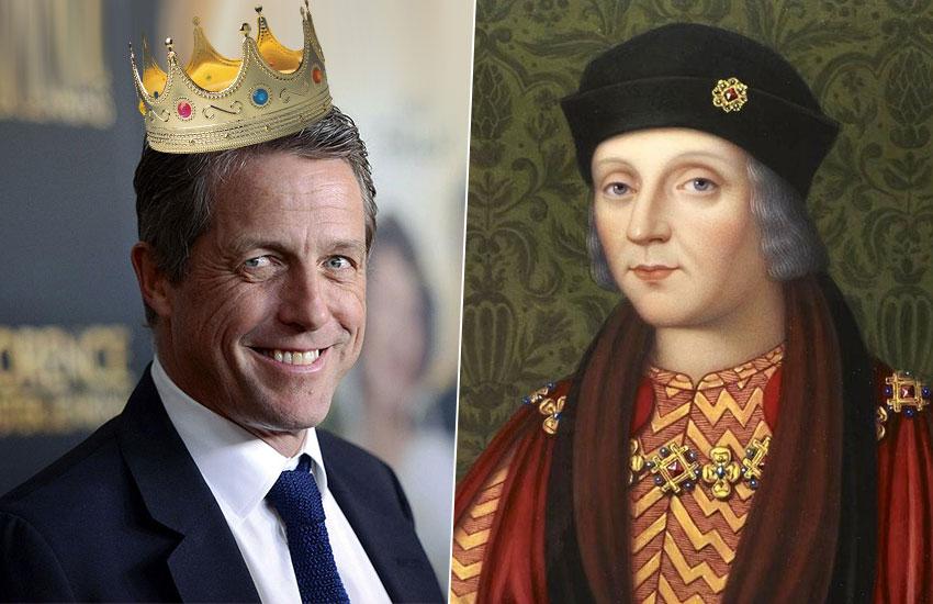 Хью Грант – Генрих VII