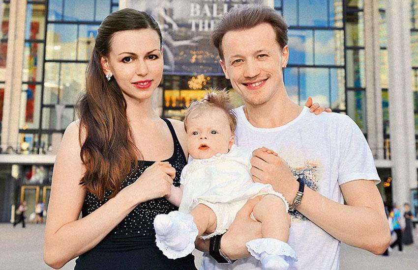 Анастасия и Денис Матвиенко артисты балета