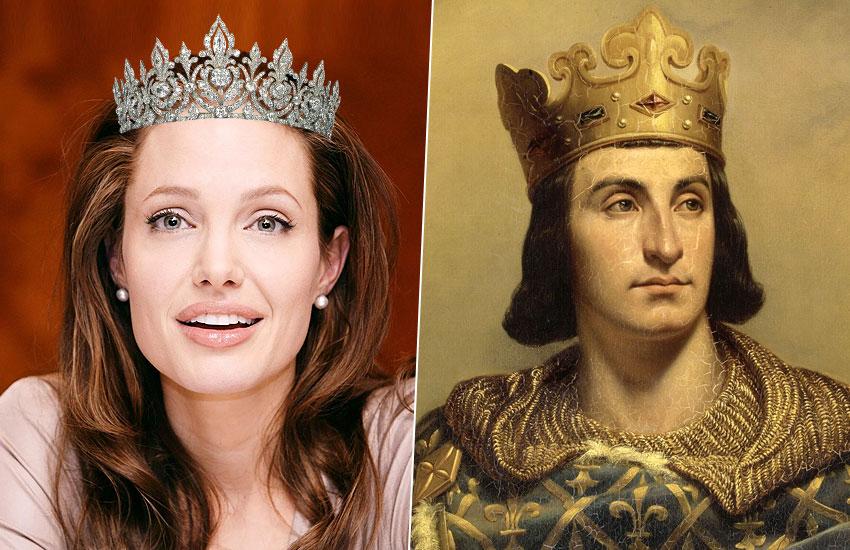 Анджелина Джоли – Филипп II Август