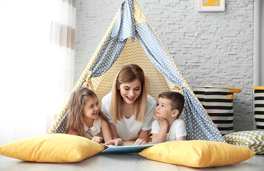 Воспитание общение с ребенком советы психолога