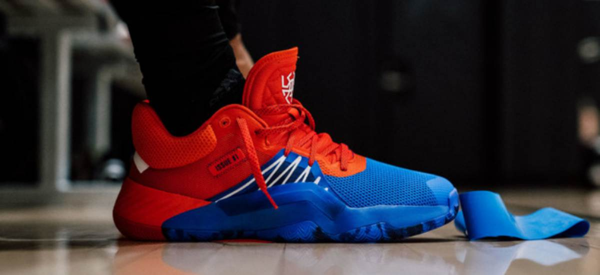 Кроссовки «Человека-паука»: совместное творение adidas и Marvel