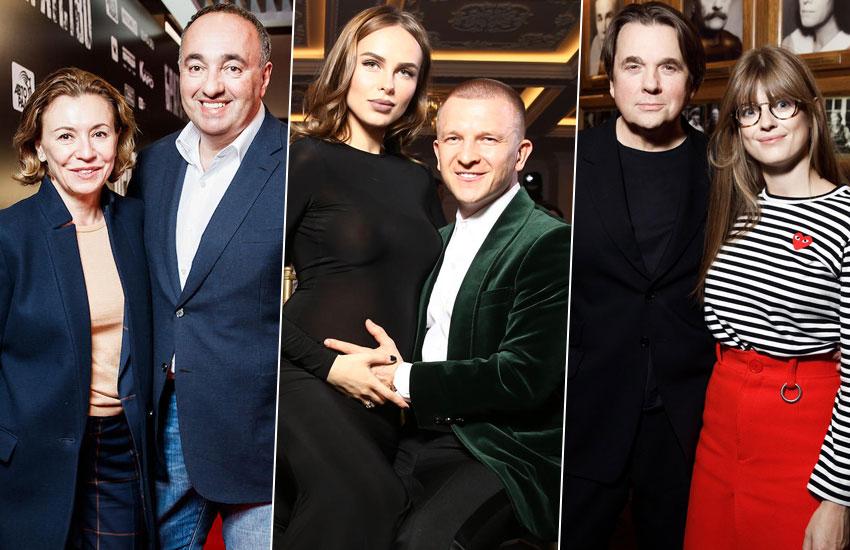 Как выйти замуж за продюсера Валерия и Александр Роднянские Ханна и Пашу Софья и Константин Эрнст