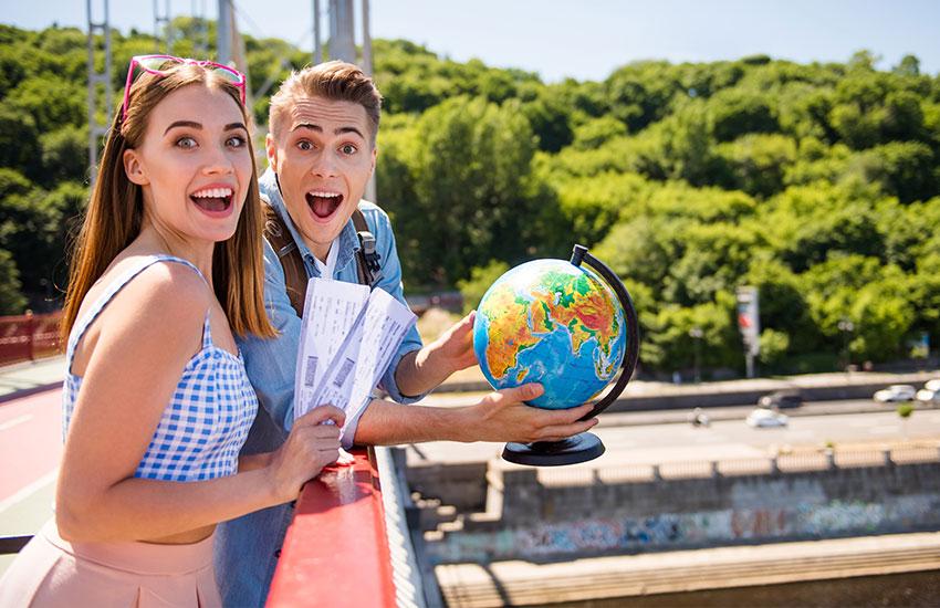 Отпуск лето путешествие отдых туризм