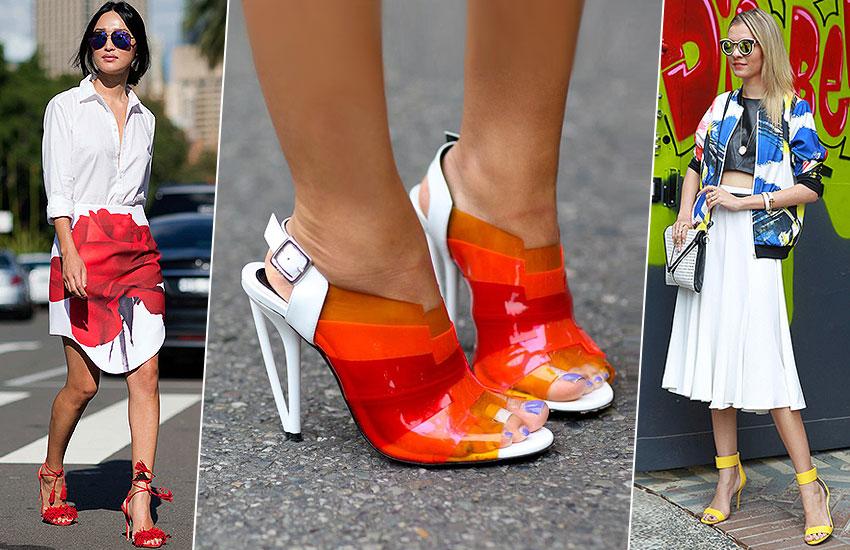 Тренды летней обуви 2019