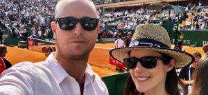 Джастин Портман женился на своей подруге