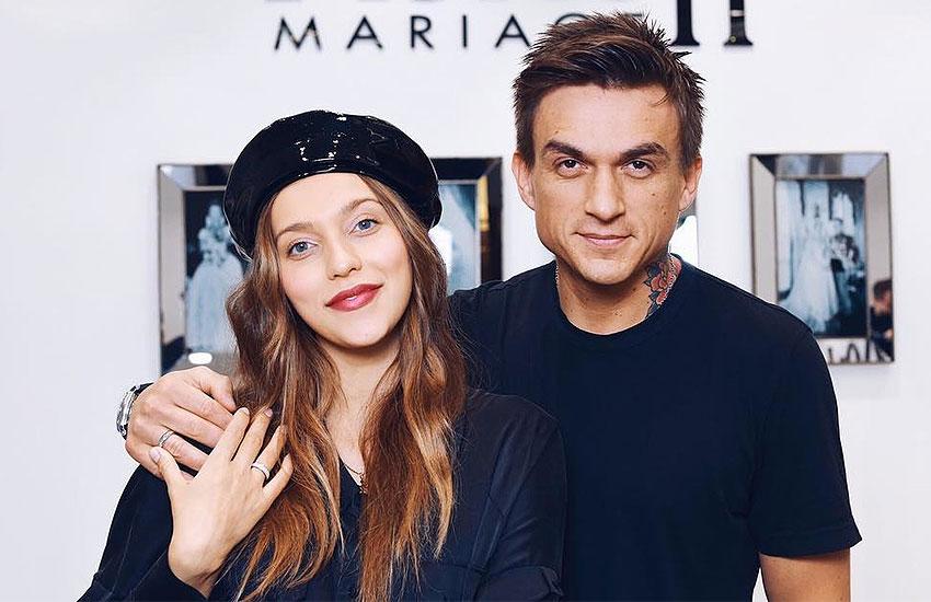 Регина Тодоренко и Влад Топалов история любви