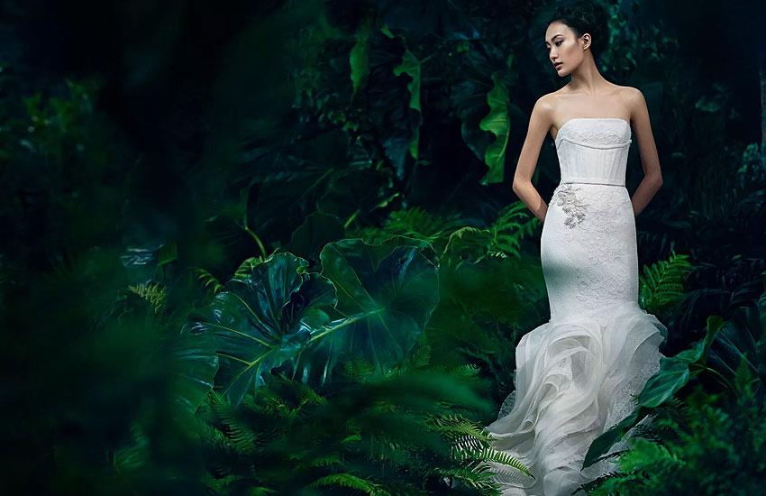 Вера Вонг дизайнер свадебное платье уроки стиля