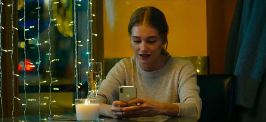 Кристина Асмус и Александр Петров в трейлере фильма «Текст»