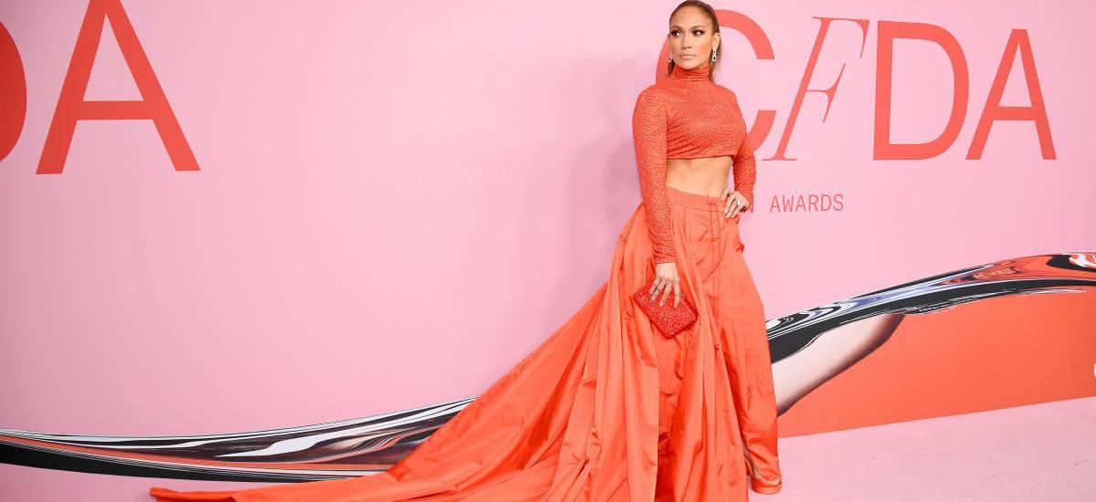 Дженнифер Лопес получила звание модной иконы от CFDA