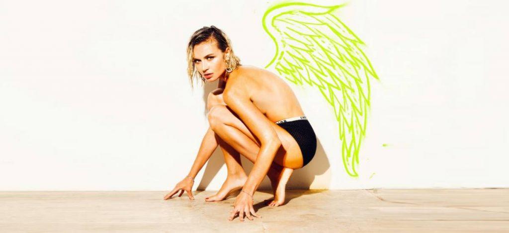 «Ангелы в танце»: челлендж от Полины Гагариной
