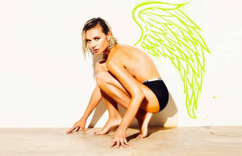 Полина Гагарина Ангелы в танце