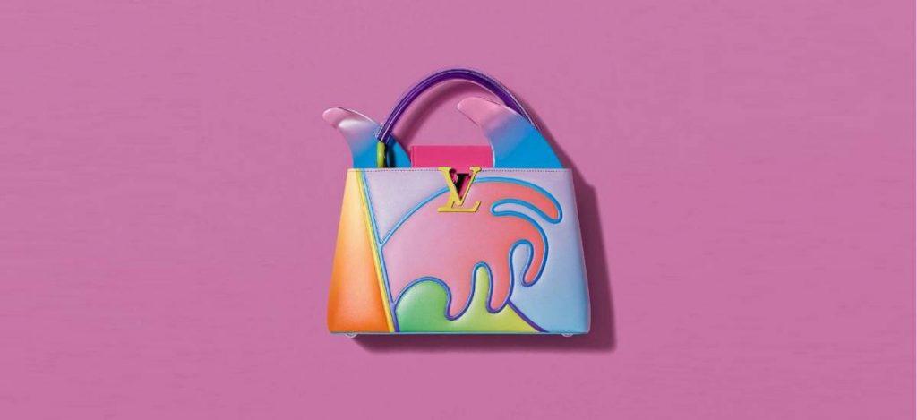 Яркие сумочки в специальной коллекции Louis Vuitton