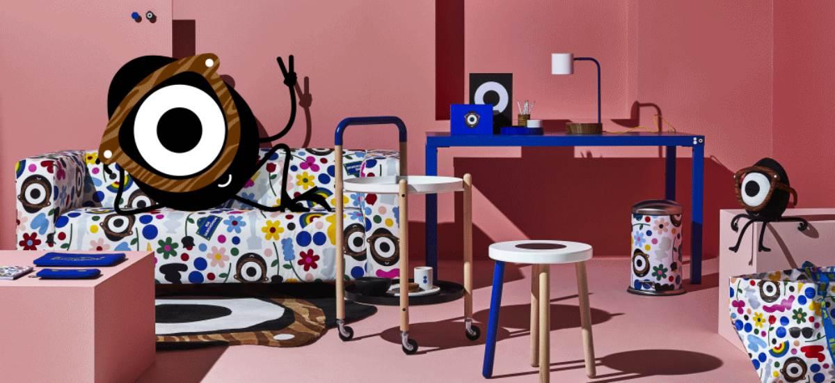 Французские мотивы в новой «студенческой» коллекции IKEA