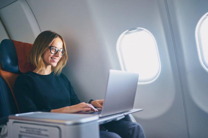 Самолет путешествие перелет лайфхаки