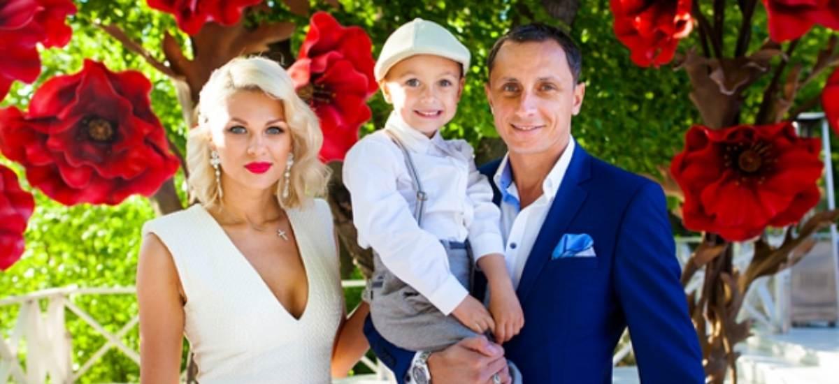 Вадим Галыгин стал отцом в третий раз