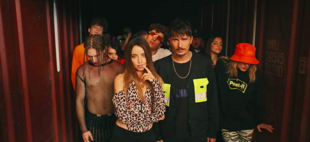 Новый клип Vislovo группы «Время и Стекло»