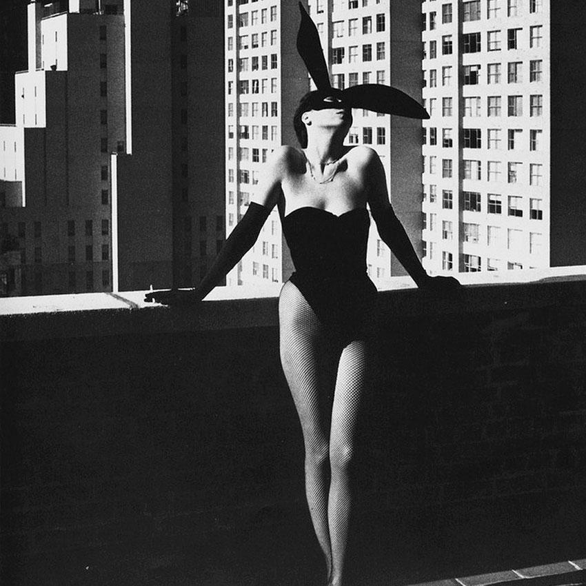 Playboy фотография Хельмут Ньютон