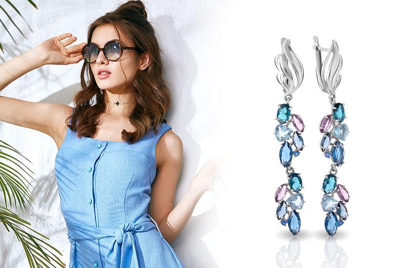Турмалин украшения аксессуары мода стиль тренды ювелирные изделия