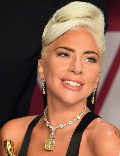 Леди Гага подвеска украшения драгоценности