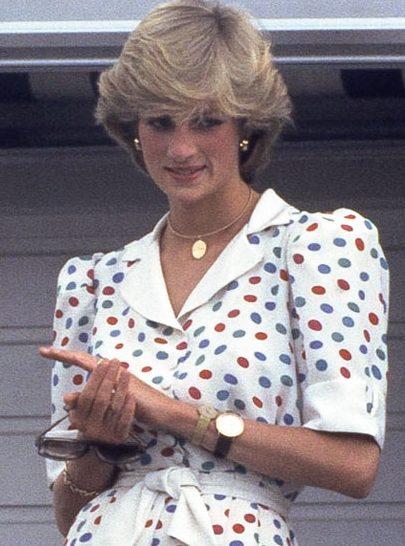 Принцесса Диана Леди Ди уроки стиля украшения