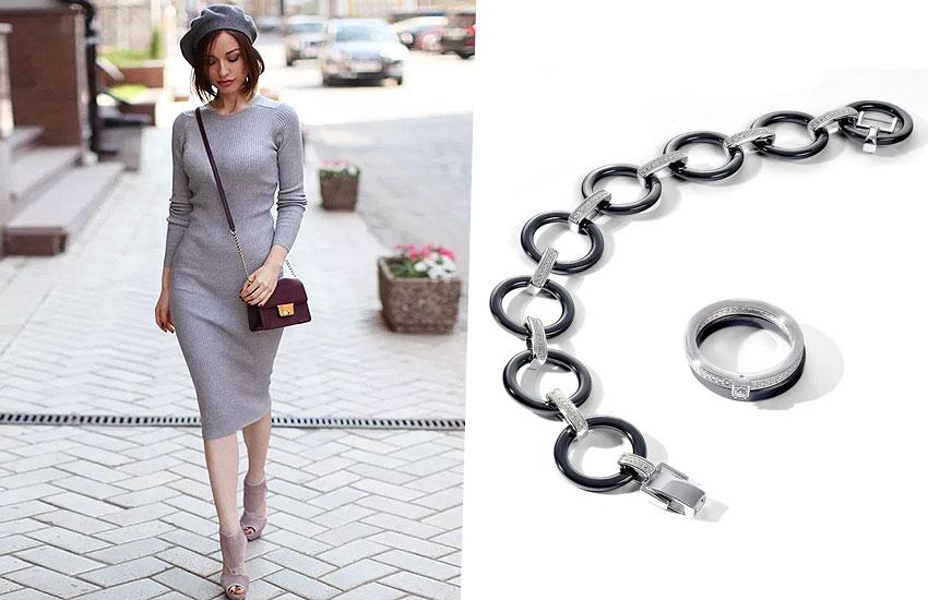 украшения мода тренды настроение подарок  Франция шик стиль браслет кольцо