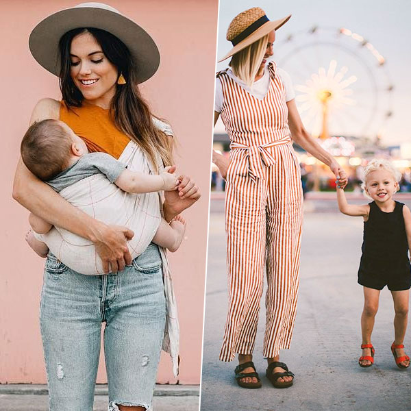 Mamma mia: 5 правил базового гардероба для стильных мам