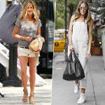 Стиль звезды: как знаменитости одеваются в обычной жизни