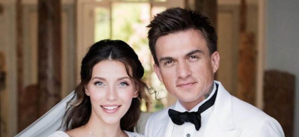 Регина Тодоренко и Влад Топалов поделились свадебным видео