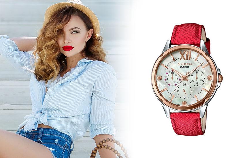 часы аксессуары мода стиль тренды