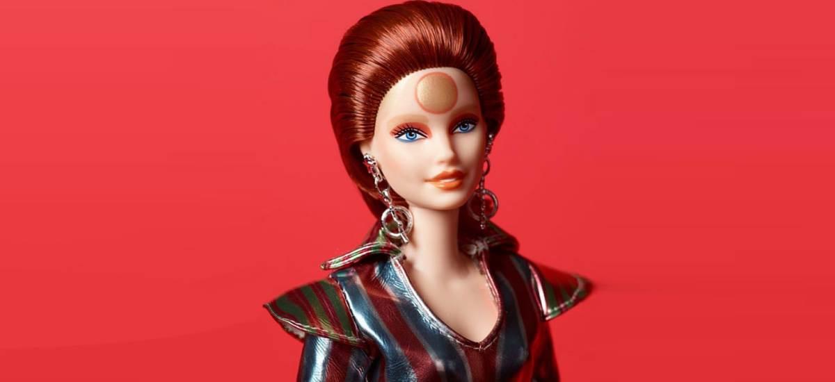 Новинка от Mattel: кукла Барби в образе Зигги Стардаста