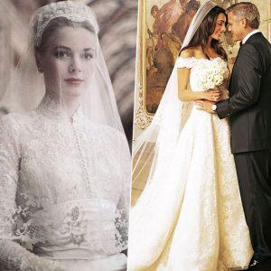 Невеста на миллион: лучшие свадебные платья всех времен
