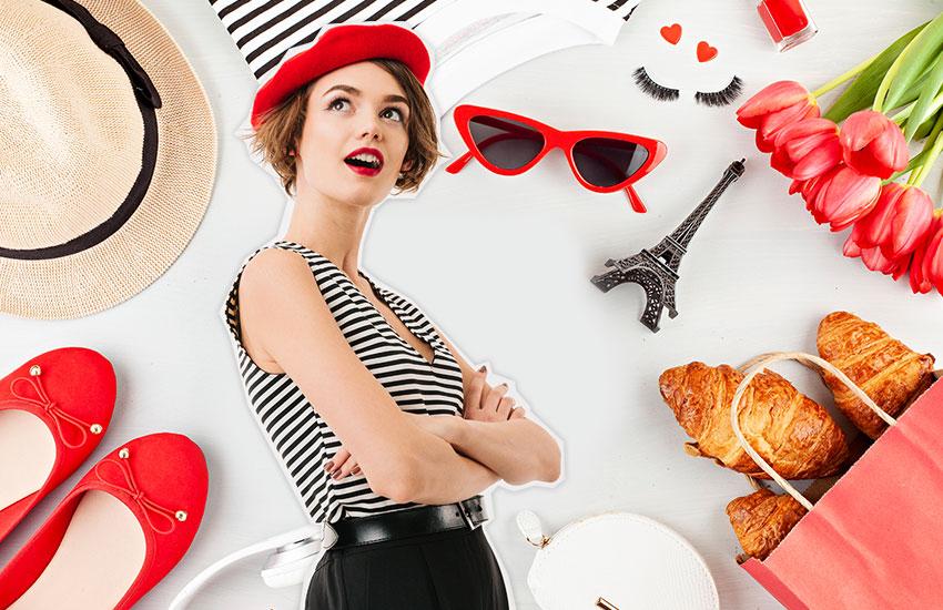 украшения мода тренды настроение подарок Париж Франция шик стиль