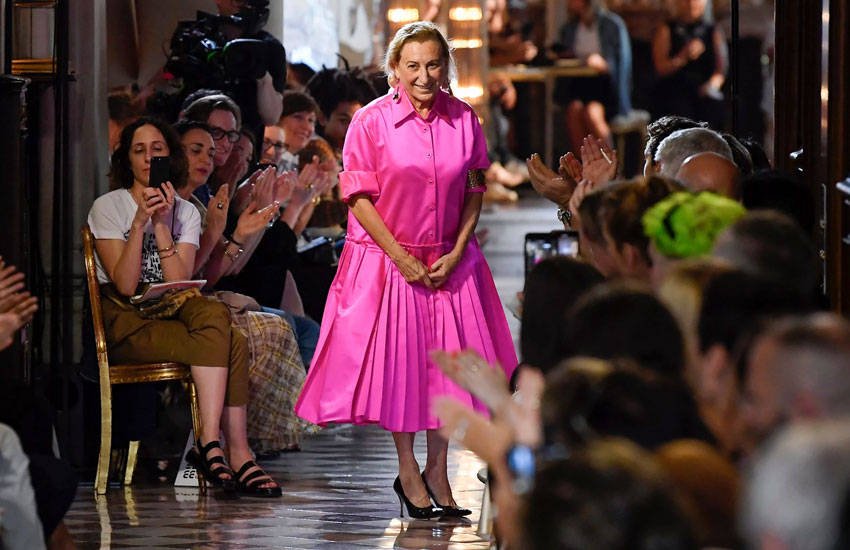 Миучча Прада Prada бренд мода стиль советы