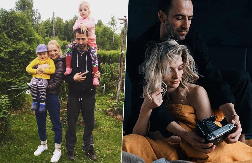 Екатерина Вилкова и Илья Любимов история любви