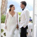 Регина Тодоренко и Влад Топалов поженились