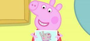 Свинка Пеппа выпустила свой первый альбом