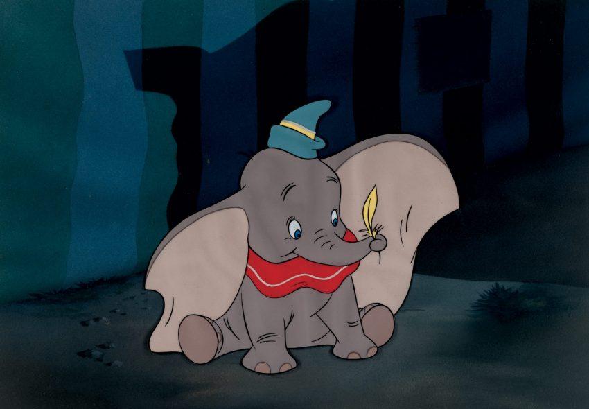 Дамбо фильм мультик Дисней Disney