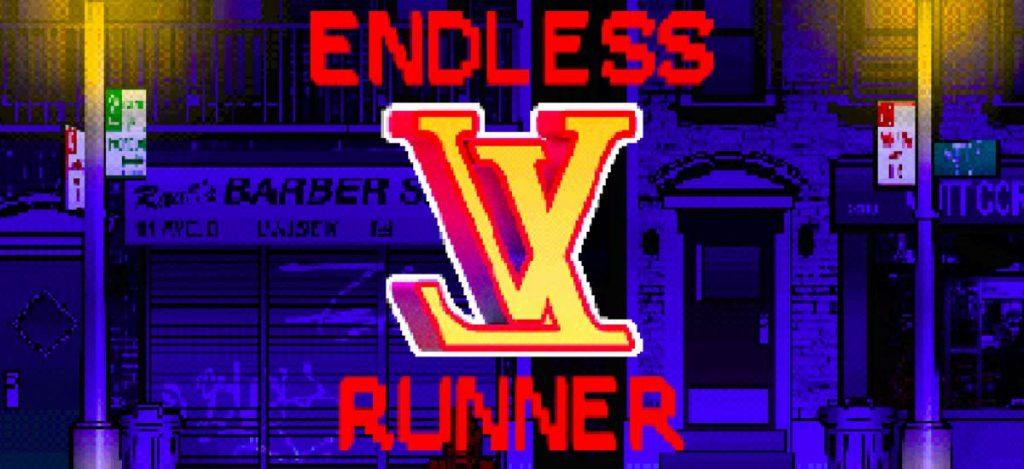 Louis Vuitton анонсирует видеоигру в стиле 80х