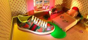 Новый арт-проект Gucci объединил дизайнеров со всего мира