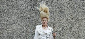 Вивьен Вествуд снялась в рекламе своей новой коллекции