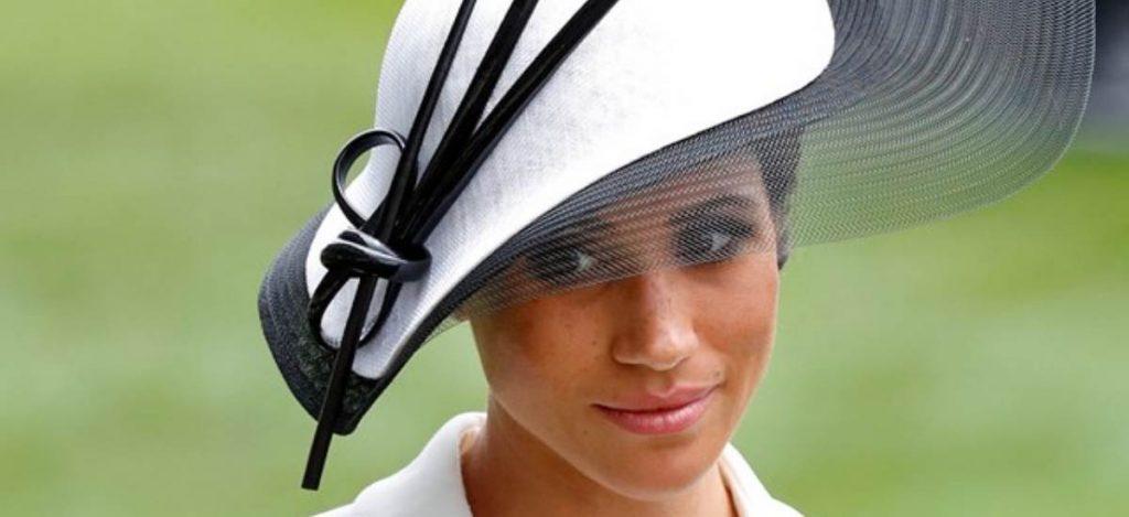 Меган Маркл стала первым приглашенным редактором британского Vogue