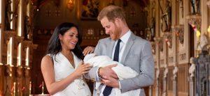 Принц Гарри и Меган Маркл готовятся к крещению малыша Арчи