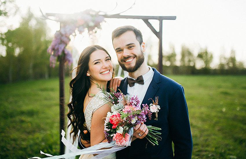 свадьба стиль тренды путешествие