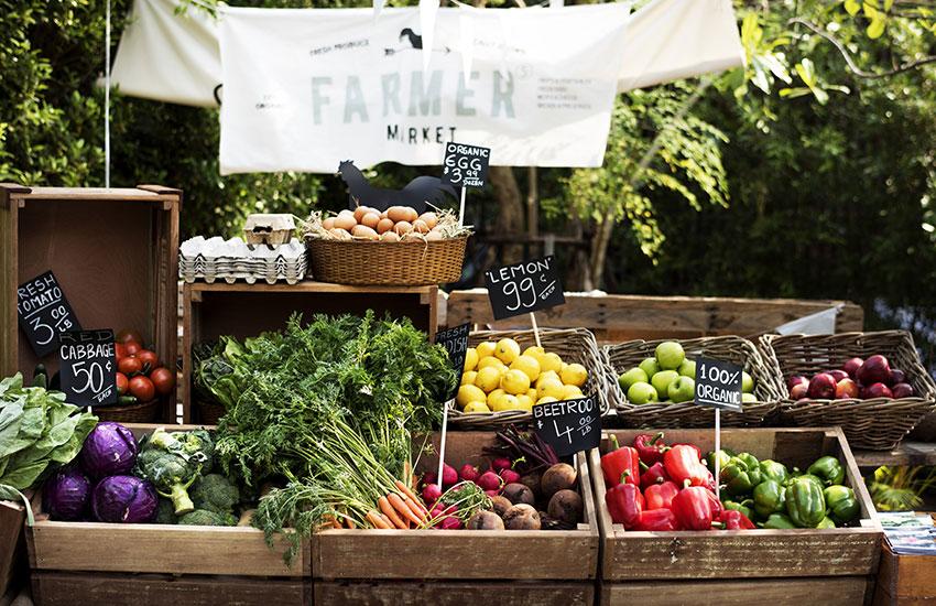 Фермерские продукты биопродукты экопродукты полезное питание ЗОЖ